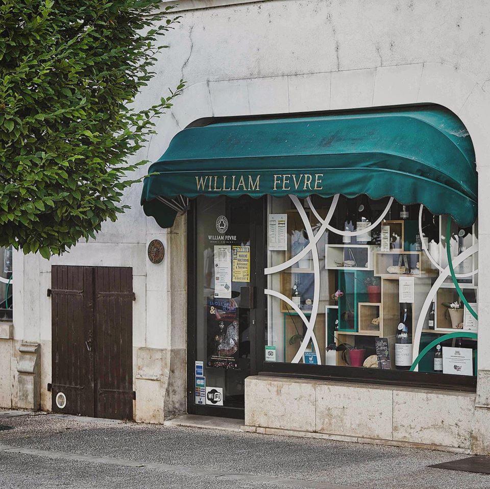 Our boutique in Chablis is closed
